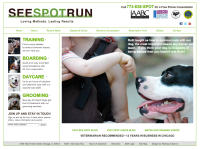 See Spot Run Kennel